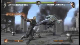 AK TylerLantern c88 vs ichokeonkush Final Round 16