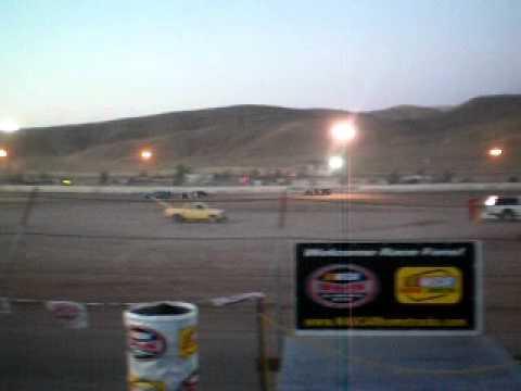 Jesse Gonzales  at Reno-Fernley Raceway 7-9-11