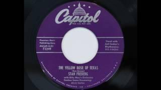 Stan Freberg - The Yellow Rose Of Texas (Capitol 3249)