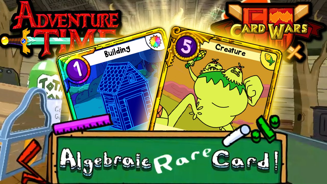 Card Wars - Adventure Time - Apps on Google Play