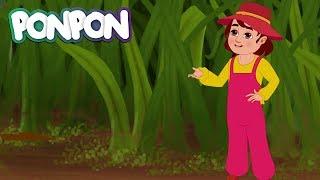 Parmak Çocuk Masalı Çizgi Filmi | Türkçe Full HD | Fairy Tales