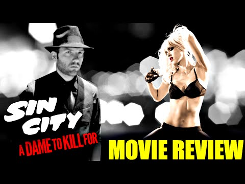 Sin City: A Dame to Kill For - Movie Review streaming vf