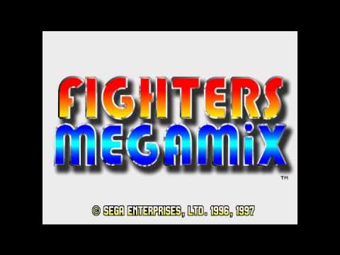 Fighters Megamix Music - Rent-A-Hero (Japanese Version)