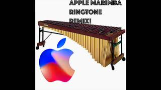 This is a song me and my friend made one day. it remix of the apple marimba ringtone!!!