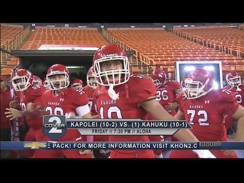 Marquee Matchup: Kapolei vs. (1) Kahuku