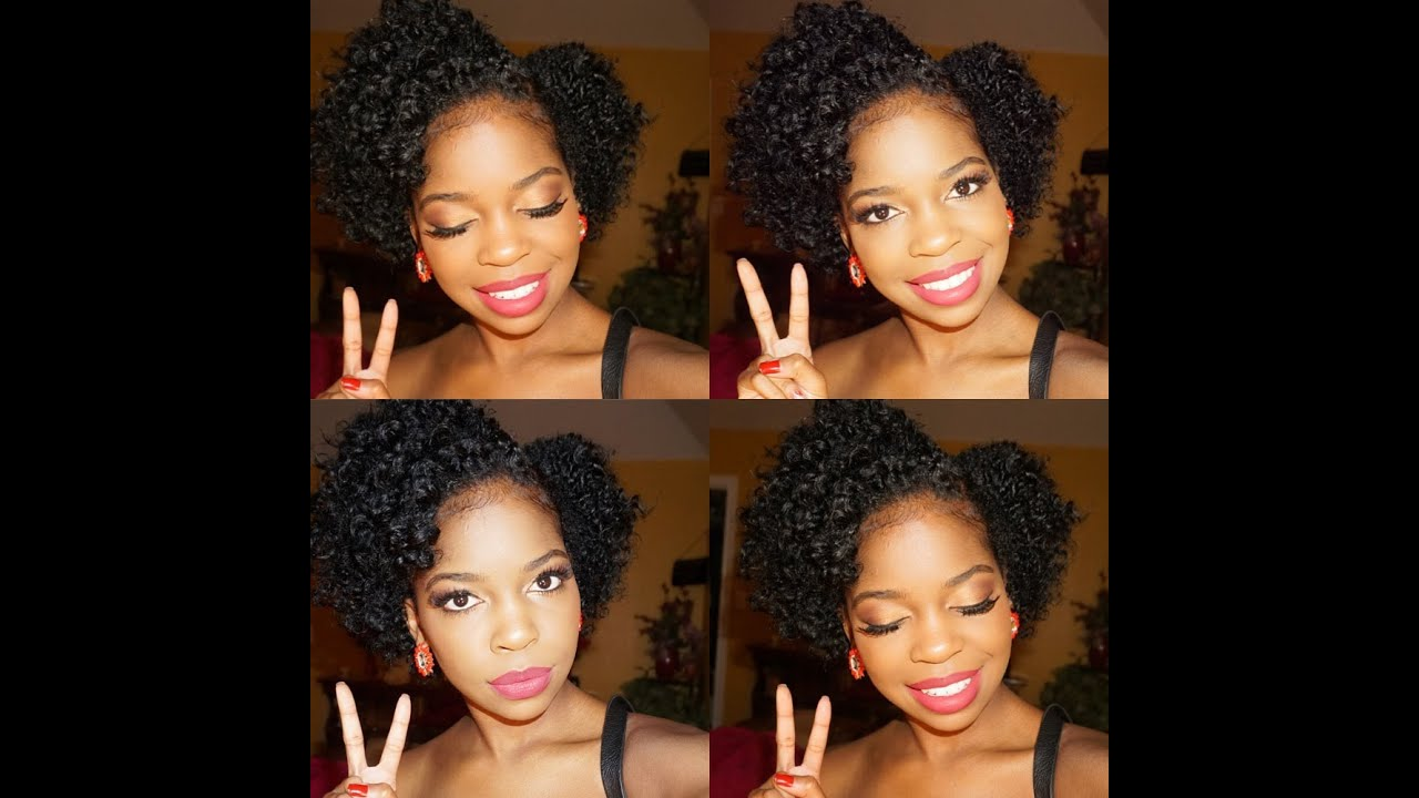 hair braid out styles easy flat twist out tutorial on hair 8685