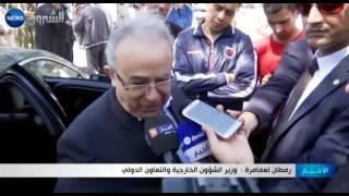 تشييع جثمان الشيخ بوعمران بمقبرة سيدي فرج بالعاصمة