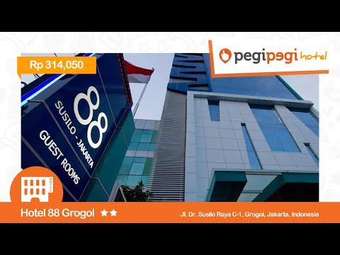 Hotel 88 Grogol - Hotel Bintang 2 yang Nyaman di Pusat Kota Jakarta