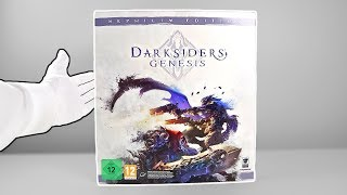 "$380 Darksiders Genesis ""Nephilim"" Collector's Edition Unboxing (Google Stadia Gameplay)"