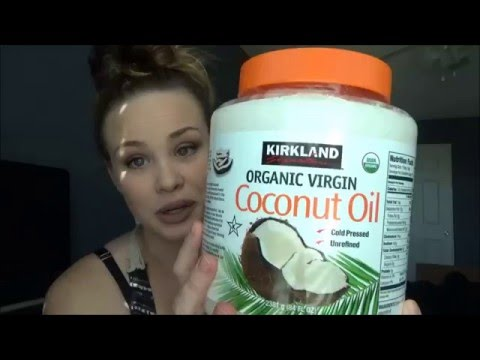 10 All Natural Beauty Tricks With Coconut Oil