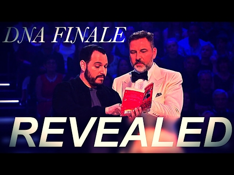 DNA: Britain's Got Talent Finals Trick REVEALED