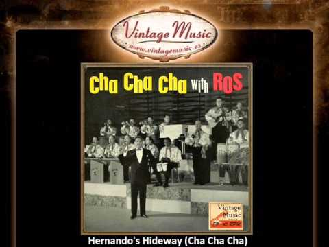 Edmundo Ros And His Orchestra -- Hernando's Hideway Cha Cha Cha