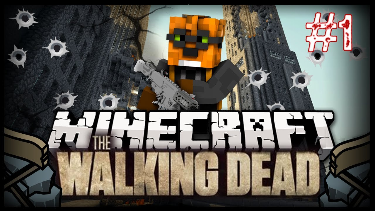 The start the walking dead 1 crafting dead minecraft for Minecraft crafting dead servers