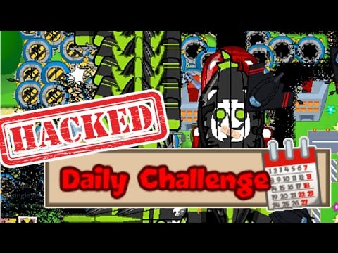 Bloons TD 5 (BTD5) - Beating a Hacked Daily Challenge ...