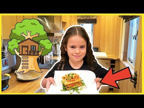 WHAT OUR 6 YEAR OLD VEGAN EATS IN A DAY | TREEHOUSE SPECIAL