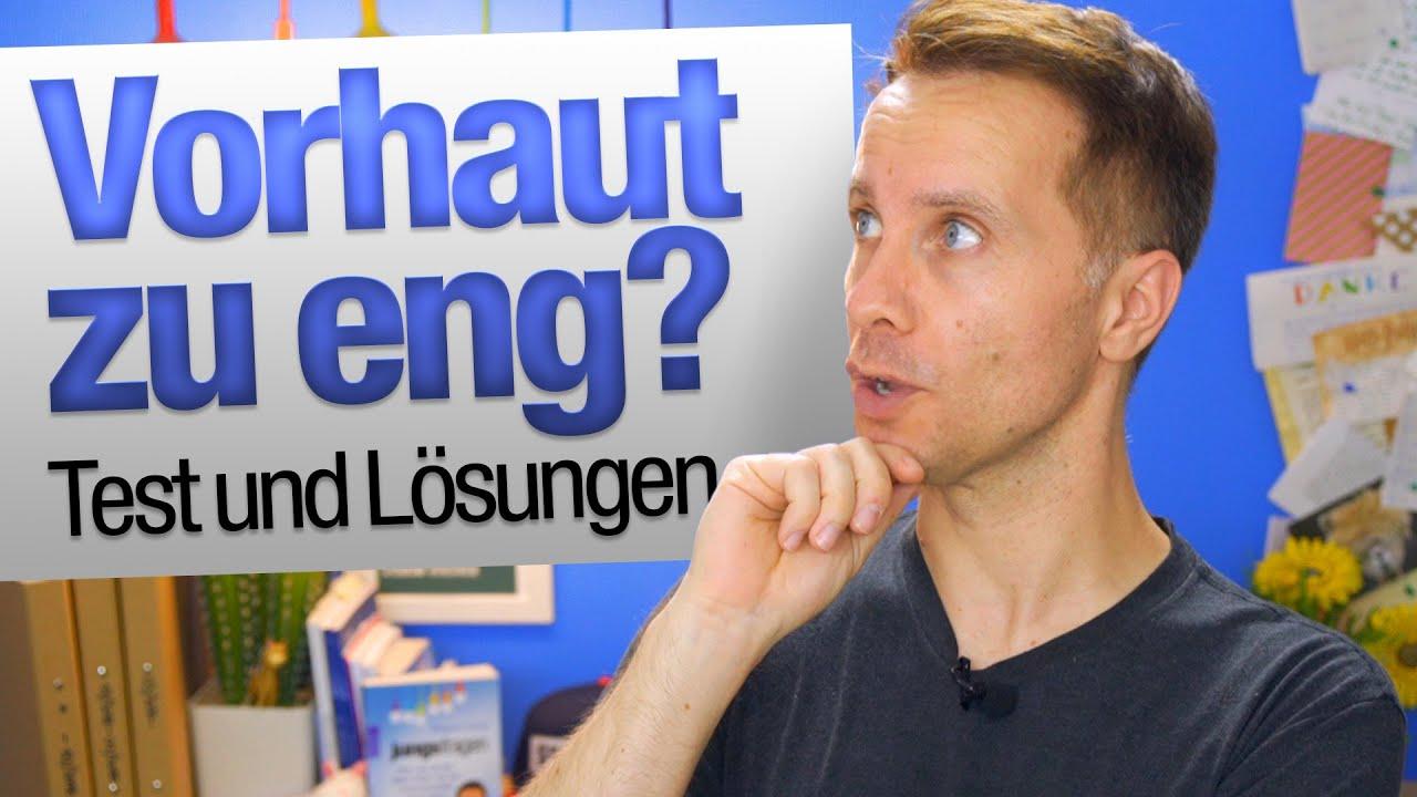 Vorhaut zu eng? Phimose Test und Lösungen   jungsfragen.de
