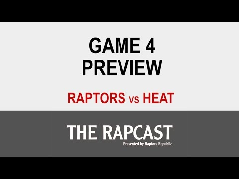 Raptors Weekly Podcast - Game 4 Preview: A New Series is Born