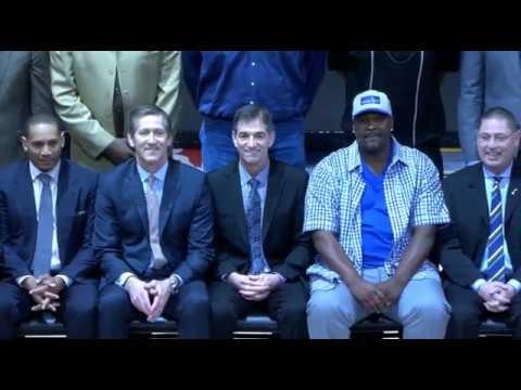 1997 Utah Jazz Reunion Ceremony
