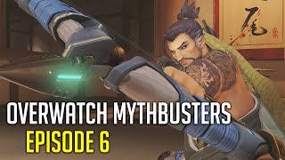 Overwatch Mythbusters - Episode 6