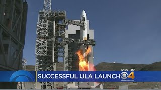 Colorado's ULA Sends Rocket To Space On Third Try