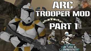 Star Wars Republic Commando | ARC Trooper Mod | Part 1 Kamino Simulations & The Battle of Geonosis