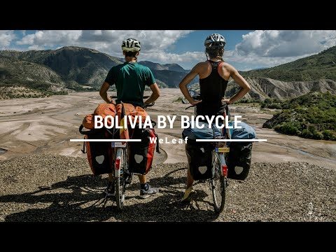 Bolivia by bicycle - From the tropics to the Altiplano