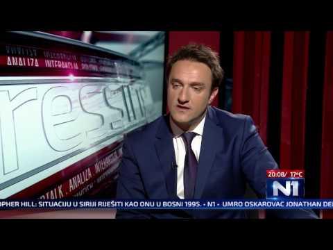 N1 Pressing: Vladika Grigorije (26.4.2017)