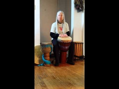 Therapeutic Value of Drumming