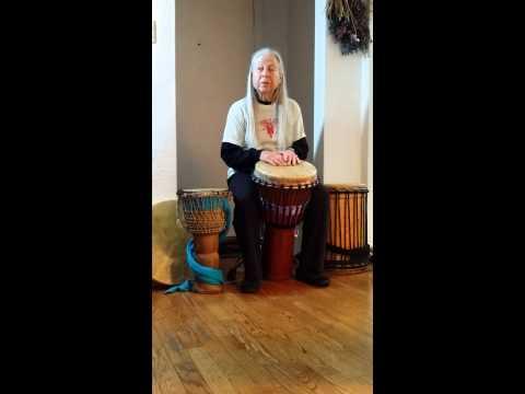 Therapeutic Value of Drumming