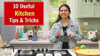 किचन के उपयोगी टिप्स   10 Useful Kitchen Tips and Tricks in Hindi   Kabitaskitchen