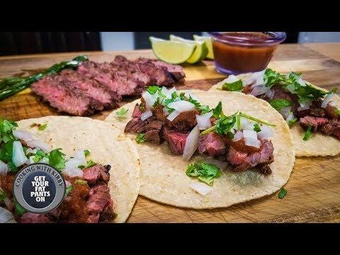 Carne Asada Tacos – Mexican Food – Easy Recipes