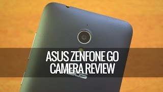 ASUS Zenfone Go Camera Review
