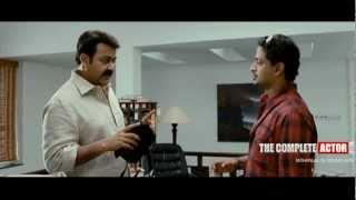 Spirit Malayalam Movie Scene 4 HD - Mohanlal