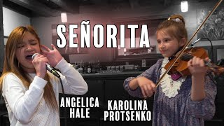 Seorita (Shawn Mendes) | Angelica Hale ft. Karolina Protsenko on Violin