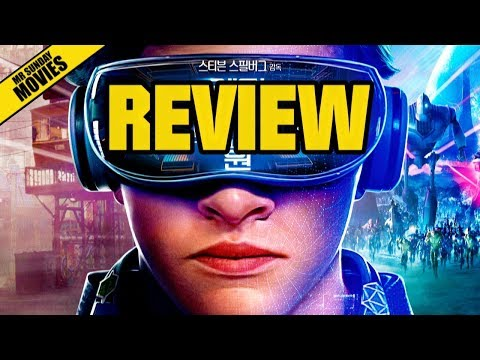 Review READY PLAYER ONE (Ready Player No Fun?)