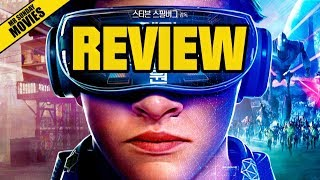 Review READY PLAYER ONE Ready Player No Fun