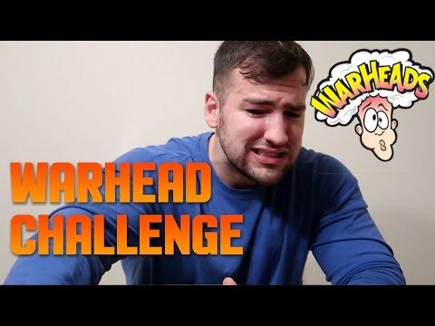 WARHEAD CHALLENGE [BLOOD ALERT]
