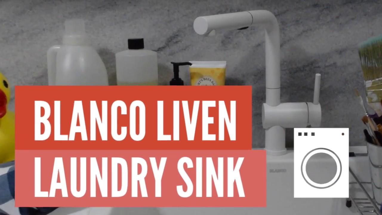 blanco liven sink posh faucet review