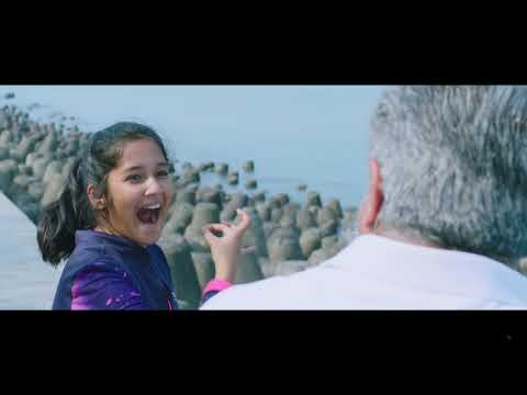 chinnari-thalli-telugu-song-from-viswasam