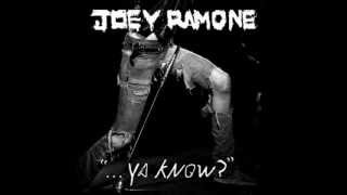 joey ramone rock and roll is the answer