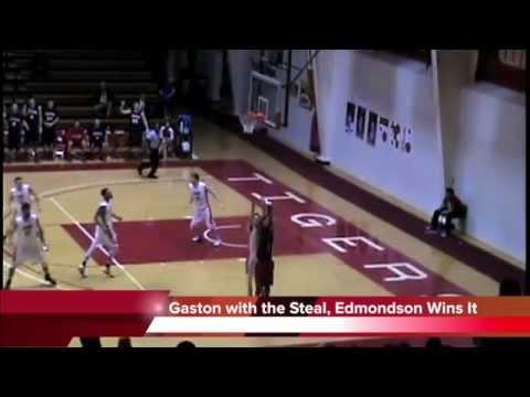 2015 Hiram College Men's Basketball Top 10 of 2014-15