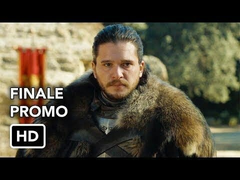 "Game of Thrones 7x7 Promo ""The Dragon and The Wolf"" Season 7 Episode 7 7x07 Trailer [HD] Season F."