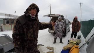 Готовимся ловить крупную рыбу зимой на Маныче!  2016 год. Юрий Философ.