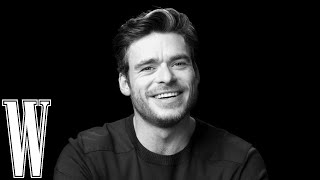 Cover images Richard Madden Relives His Death Scene in 'Game of Thrones' and More | Screen Tests | W Magazine