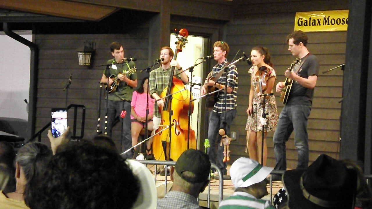 de5b248c80f The Trailblazers with Ivy Phillips first place bluegrass band - YouTube