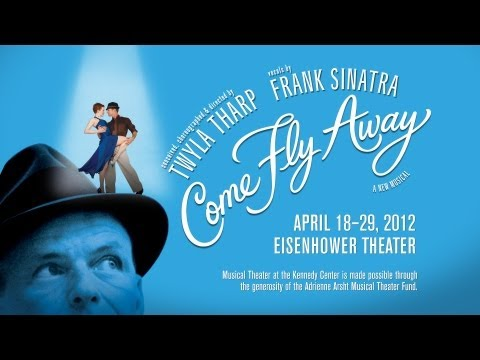 Tina Sinatra on Come Fly Away