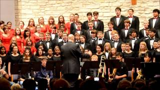 Cantar! by Jay Althouse, Westwood High School Choir