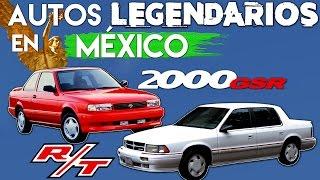 Los Autos Más Correlones y Legendarios en México