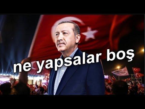 Recep Tayyip Erdoğan - Ey Sevgili Şiiri - 2019