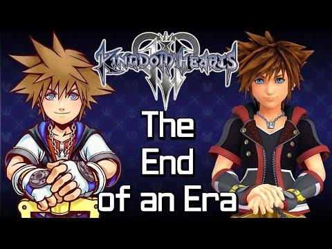 Kingdom Hearts 3 Marks The End of an Era